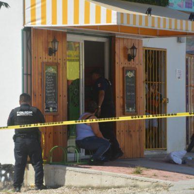 ROBO Y BALAZOS EN PUERTO AVENTURAS: Hieren a un hombre para despojarlo de 60 mil pesos