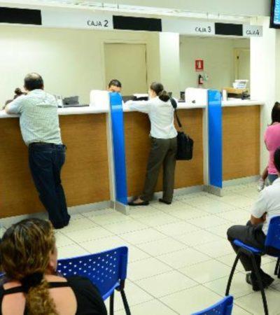 CUIDADO CON LOS CRÉDITOS DE NÓMINA: No hay bancos buenos, sólo menos malos según Condusef