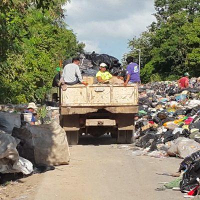Contingencia ambiental por basurero desbordado en Chetumal propicia reunión entre Ayuntamiento y el concesionario Intrasiso