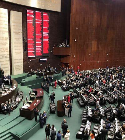 Propone Morena modificar 13 artículos de la Constitución para crear la Guardia Nacional