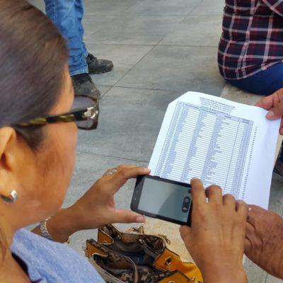 Denuncian ejidatarios de Calderitas que falsificaron sus firmas para justificar presunto desvío por 1.3 mdp