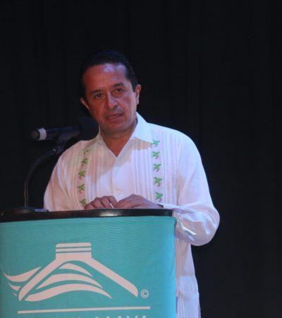 NO SE DESCUIDARÁ LA PROMOCIÓN TURÍSTICA: Ante la inminente desaparición del CPTM, anticipa Gobernador incremento de más del 100% al presupuesto del sector en QR
