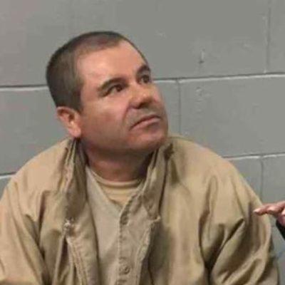 Descartan a potencial jurado en juicio de 'El Chapo' por solicitar que le firme un autógrafo