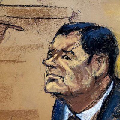 DE SOCIO A DELATOR: Testifica hermano del 'Mayo' Zambada contra 'El Chapo' Guzmán en Nueva York