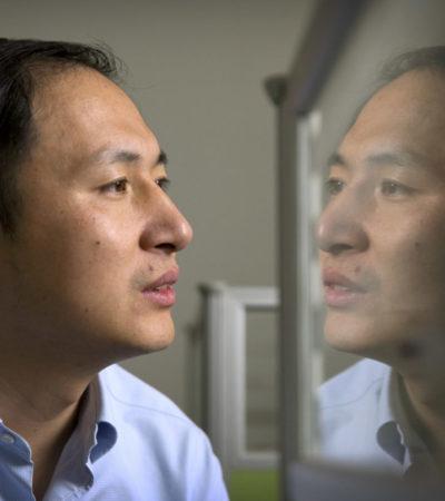 Provoca científico chino estupor y dudas al asegurar haber creado bebés con ADN alterado