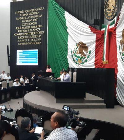APRUEBAN PRÉSTAMO A COZUMEL: Por unanimidad, diputados avalan refinanciamiento de la deuda pública por 432 mdp
