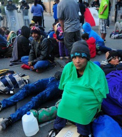 Declara alcalde de Tijuana 'crisis humanitaria' por incremento de migrantes en la ciudad