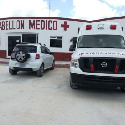 Incrementa el número de atenciones en la Cruz Roja, debido a la violencia en Cancún