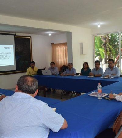 Realizan en Carrillo Puerto primera sesión ordinaria del Consejo Municipal de Ordenamiento Territorial, Ecológico y de Desarrollo Urbano