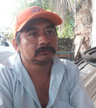 Habitante de José María Morelos denuncia presunto despojo