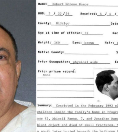 SIN CLEMENCIA: Ejecutan en Texas a oaxaqueño que mató a su esposa e hijos en 1992