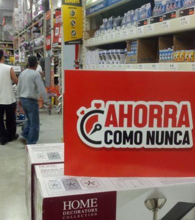 Crecieron ventas de 'El Buen Fin' 50% respecto al año pasado: Canaco