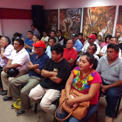 Aprueban a 23 candidatos que competirán en las cinco alcaldías de Felipe Carrillo Puerto