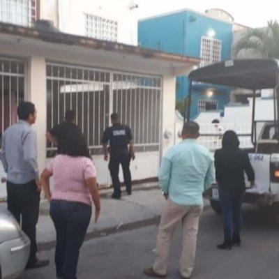 El Cebiam y la Policía Municipal aseguran a dos perros que eran torturados con toques eléctricos por su dueña en Playa del Carmen