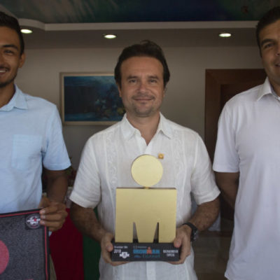 Ironman dejó una derrama de 65 mdp en Cozumel, destaca Pedro Joaquín