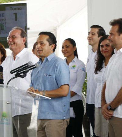 Participa Cozumel en la audiencia pública 'Platícale al Gobernador'