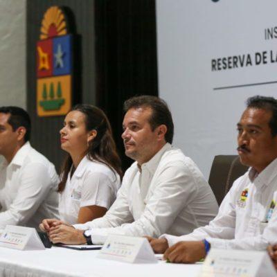 Instalan el Consejo de Coordinación del programa MAB de la Unesco en Cozumel