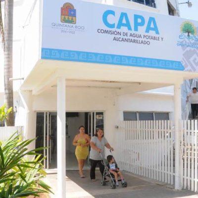 Comercios, hoteles y casas que brindan hospedaje en Bacalar, deberán pagar a CAPA un derecho por el consumo de litro de agua por segundo