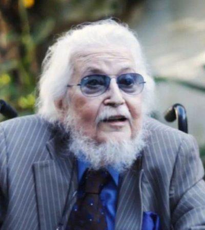 """NOTICIAS DEL IMPERIO… MUERE EL ESCRITOR FERNANDO DEL PASO: """"Si hubiera unos paralímpicos de políticos intelectualmente discapacitados nos llevaríamos muchas medallas"""", decía"""