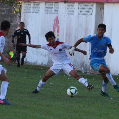 Triunfa el Inter Playa en el clásico contra Pioneros Jr. de Cancún