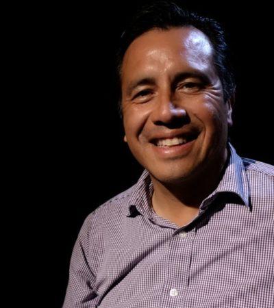 Intenta Yunes Linares que al próximo gobierno le vaya mal, sostiene Gobernador electo de Veracruz