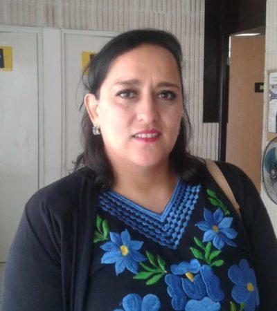 """""""Por faltas graves contra el PRD, Emiliano Ramos e Ivanova Pool serán expulsados"""", afirma Haydé Saldaña, vicepresidenta del partido en QR"""