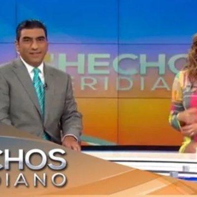 VIDEO | Confunde noticiero de TV Azteca escena de 'Capitán América' con la realidad