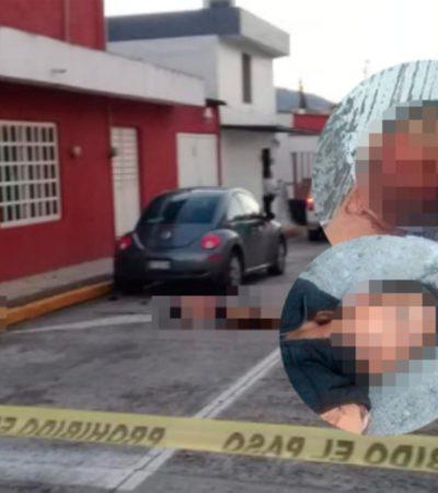 Matan a hermanos profesionistas en Veracruz; padres culpan a policías municipales