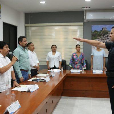 COLOCA CAPELLA A SU GENTE EN LOS MUNICIPIOS: Nombran a titular de la Policía en Tulum a un ex escolta del secretario de Seguridad Pública