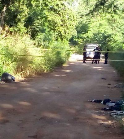 OTRO EJECUTADO EN LA ZONA SUR: Hallan cadáver amordazado en el fraccionamiento América Dos de Chetumal; suman 3 casos en la misma zona en 15 días