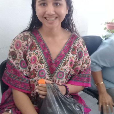 Aparece en Isla Mujeres joven de Cozumel que se había extraviado