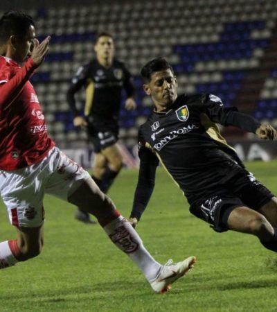 SE DESPIDE YUCATÁN DEL TORNEO DE APERTURA: Cae Venados FC 3-1 en su visita a Zacatecas