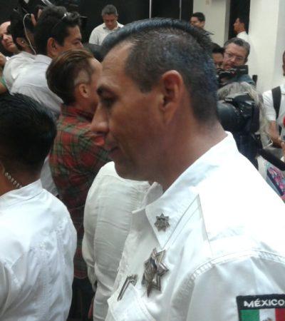 Mantienen una orden de restricción contra 19 policías municipales para que no se acerquen a Pérez Abarca