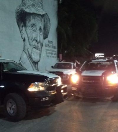 BALEAN A TRES EN LA COLOSIO DE PLAYA: Muere uno en el hospital y suman 82 ejecutados en el año; no hay detenidos pese a intenso operativo