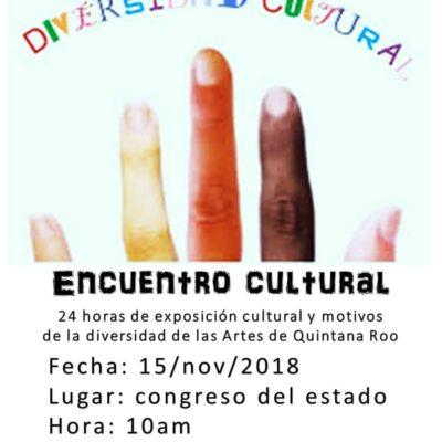 Por falta de espacios culturales en QR, convocan artistas a manifestarse mañana durante 24 horas frente al Congreso del Estado con el lema 'Guitarras no armas'