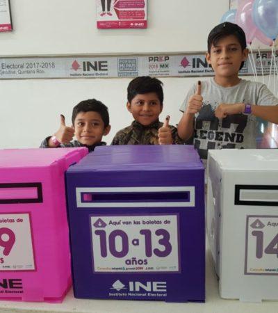 Inicia en Chetumal, la consulta infantil y juvenil sobre igualdad de género