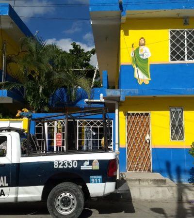 Hallan cadáver putrefacto en la colonia Ejidal de Playa del Carmen