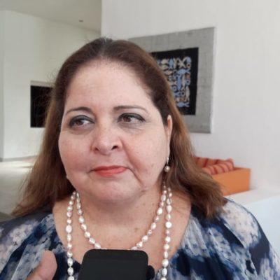 Para 2019 Cozumel espera un incremento de eventos turísticos y apertura de nuevos hoteles, dice Marisol Vanegas, titular de la Sedetur