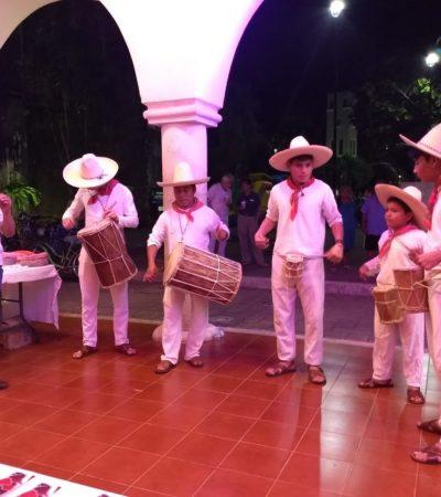 Arranca Encuentro Peninsular de Mayapax en Felipe Carrillo Puerto