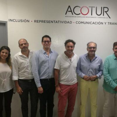 Acotur e Inverotel establecen alianza para incrementar la actividad turística y promover mejores condiciones de competitividad en el Caribe mexicano