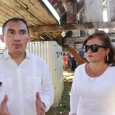 Designan a líder del partido 'Confianza' en Felipe Carrillo Puerto