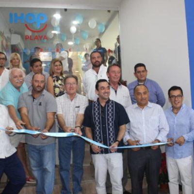 Destaca la Canirac generación de 60 mil empleos en Playa del Carmen, durante inauguración de restaurante
