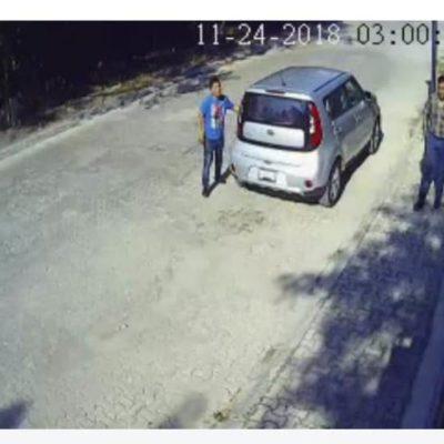 Evitan policías robo en casa de una empresaria en Playa del Carmen