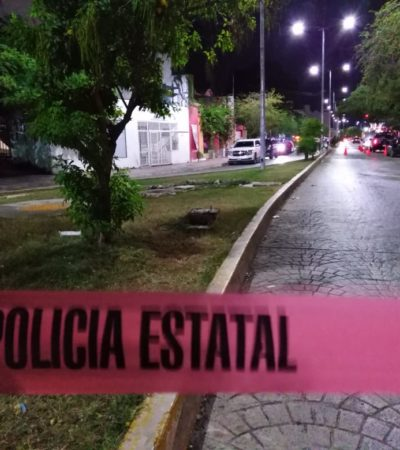 Luego de 24 horas, catea PGR bar 'El Santuario' donde antes hubo balazos y detenidos