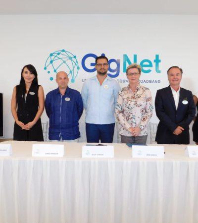 Presentan alternativa de internet de banda ancha para empresas