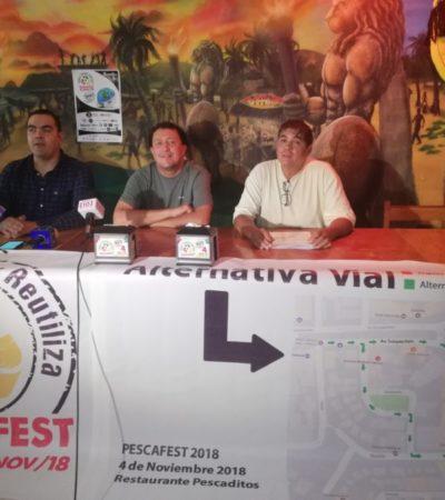 Anuncian celebración del Pescafest 2018, evento cultural que tendrá un mensaje a favor del medio ambiente en esta edición