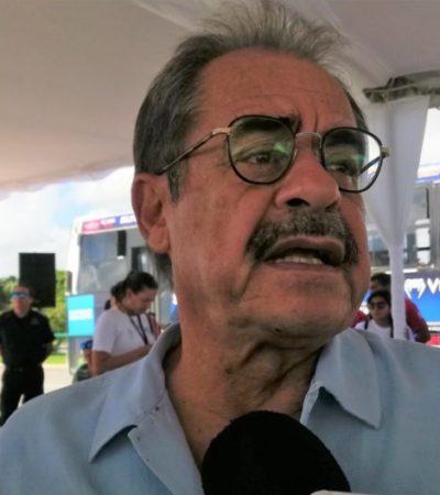 """No se debe tolerar la falta de respeto"", dice Francisco Córdova"