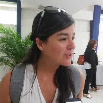 """""""Mucho discurso y poca acción en transparencia en BJ"""", dice Cynthia Dehesa, representante de Ciudadanos por la Transparencia"""