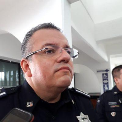 Capella Ibarra descalifica a policías de Cancún; asegura el secretario de Seguridad Pública de QR que los elementos no cumplieron con su deber hacia la ciudadanía