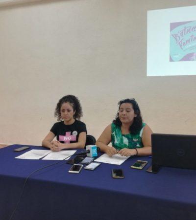 Invitan a mujeres a manifestarse el próximo domingo contra los más de 80 feminicidios en Cancún